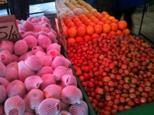 みかん 苺 果物店 広州