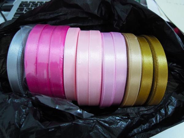 装飾用 リボンテープ