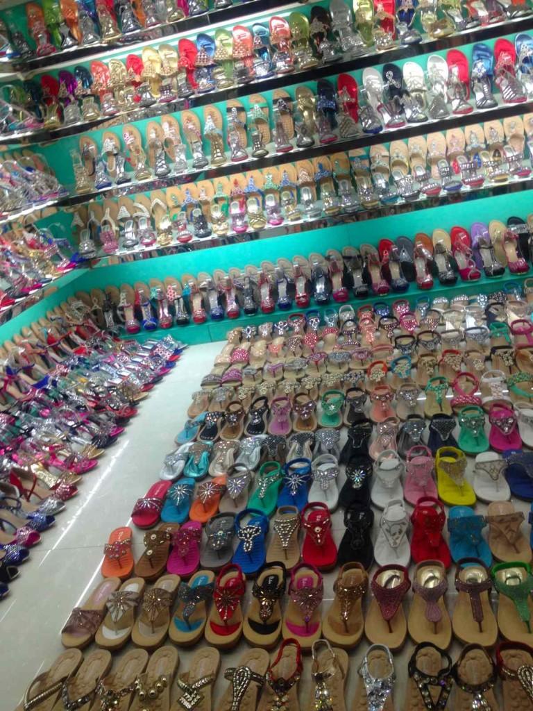 靴市場 広州