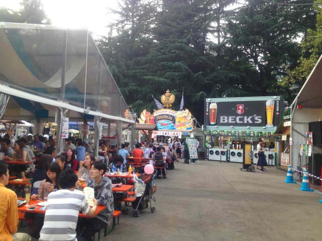 ドイツビールフェスティバル