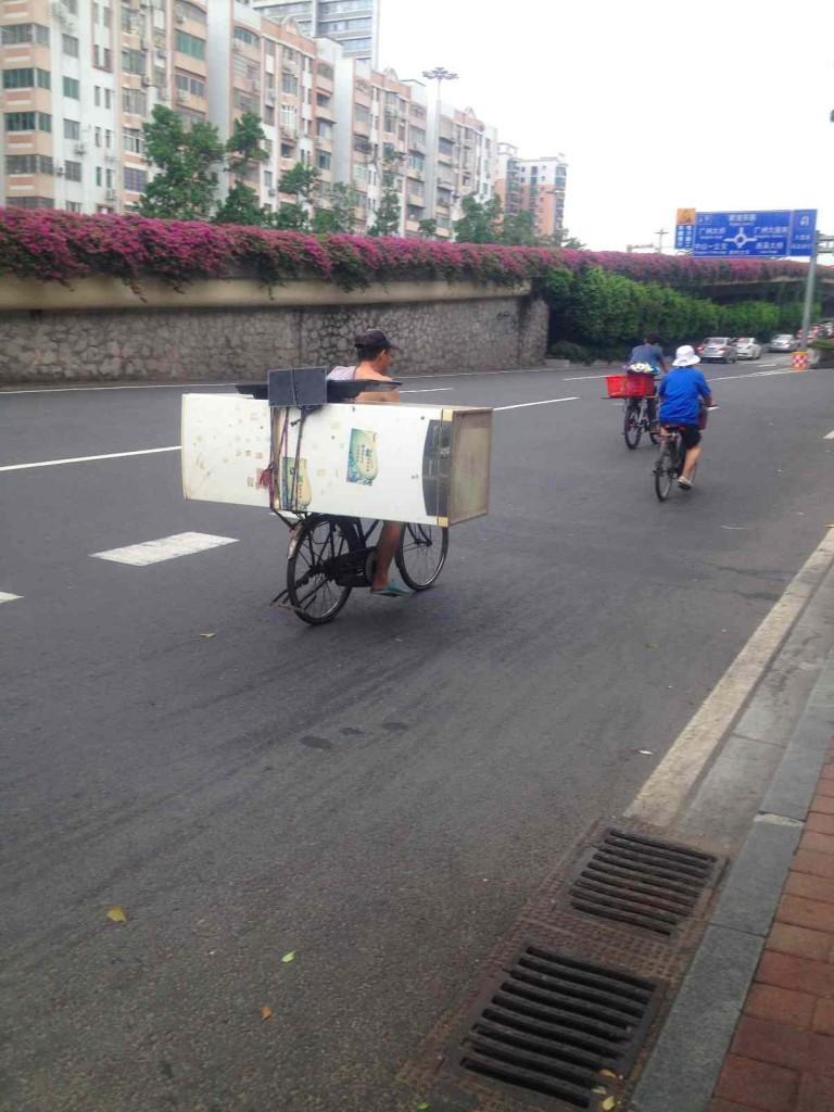 自転車 中国