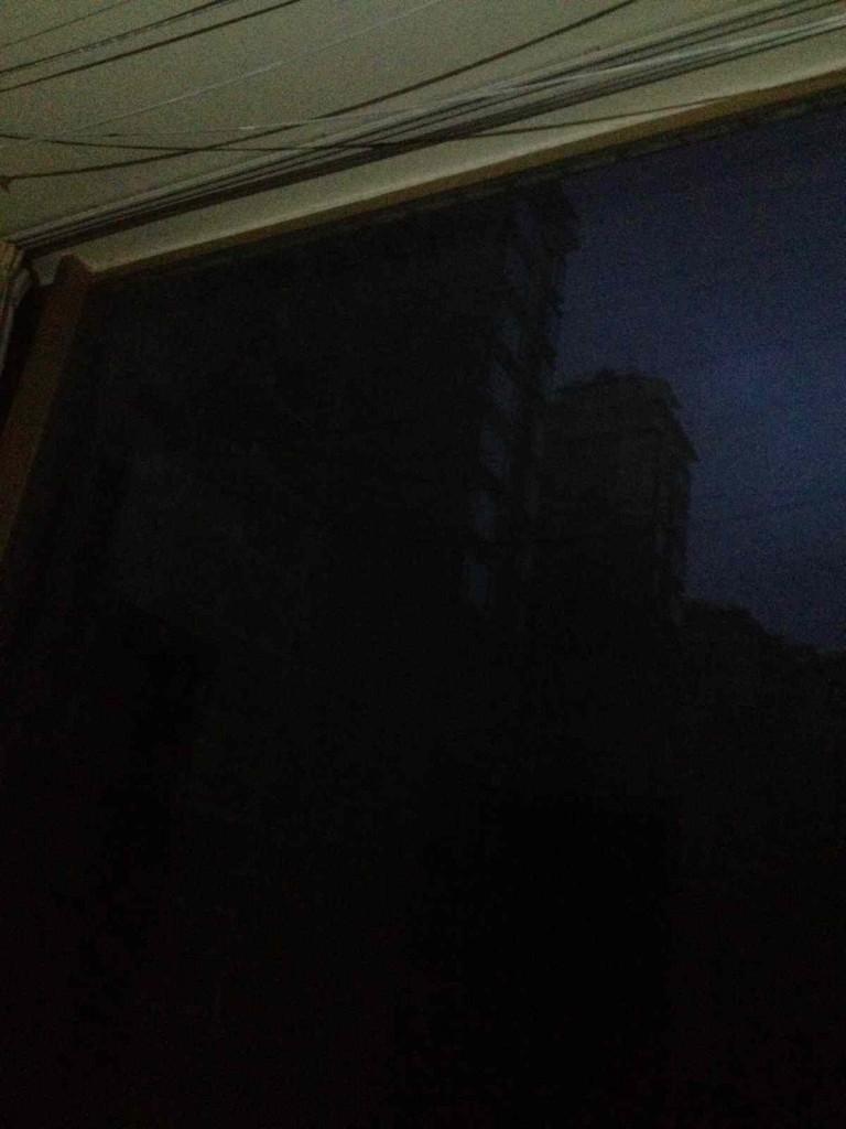 長時間停電
